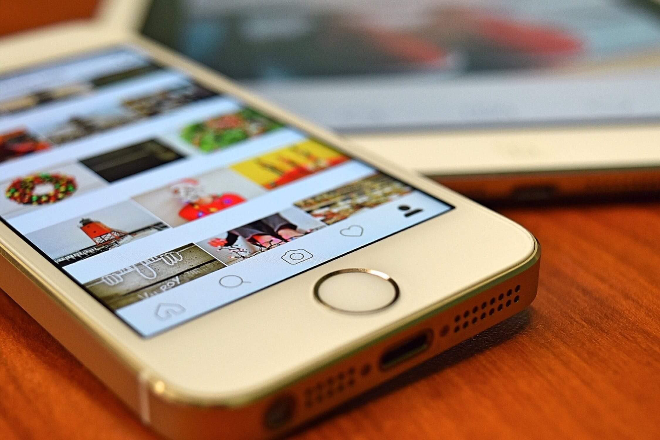 Instagram oglaševanje