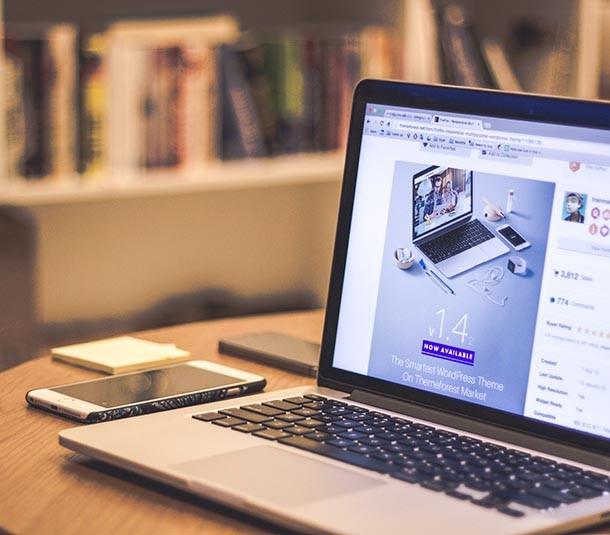 Izdelava spletnih strani - Spletni marketing