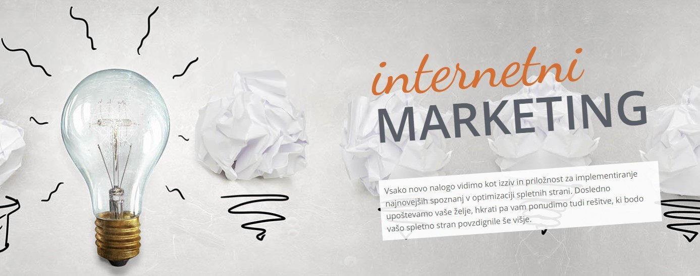 Internetni marketing