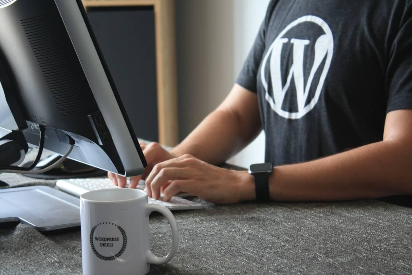 Wordpress izdelava spletnih strani